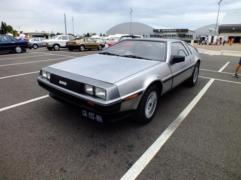 Légendes T/A : DeLorean  Dscf0713