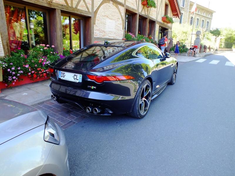 Jaguar présente la nouvelle F-TYPE Checkered Flag 2020 Dscf1115