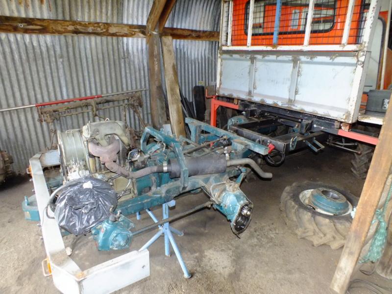 la Marque REFORM - Tracteur routier et materiel agricole  Dscf1120