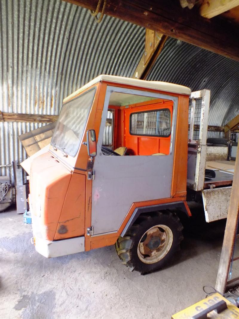 la Marque REFORM - Tracteur routier et materiel agricole  Dscf1217