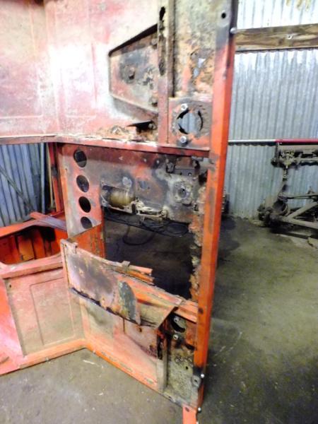 la Marque REFORM - Tracteur routier et materiel agricole  Dscf1333
