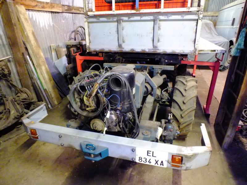 la Marque REFORM - Tracteur routier et materiel agricole  Dscf1335