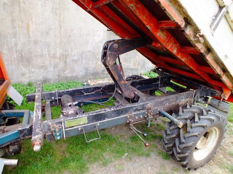 la Marque REFORM - Tracteur routier et materiel agricole  Dscf1536