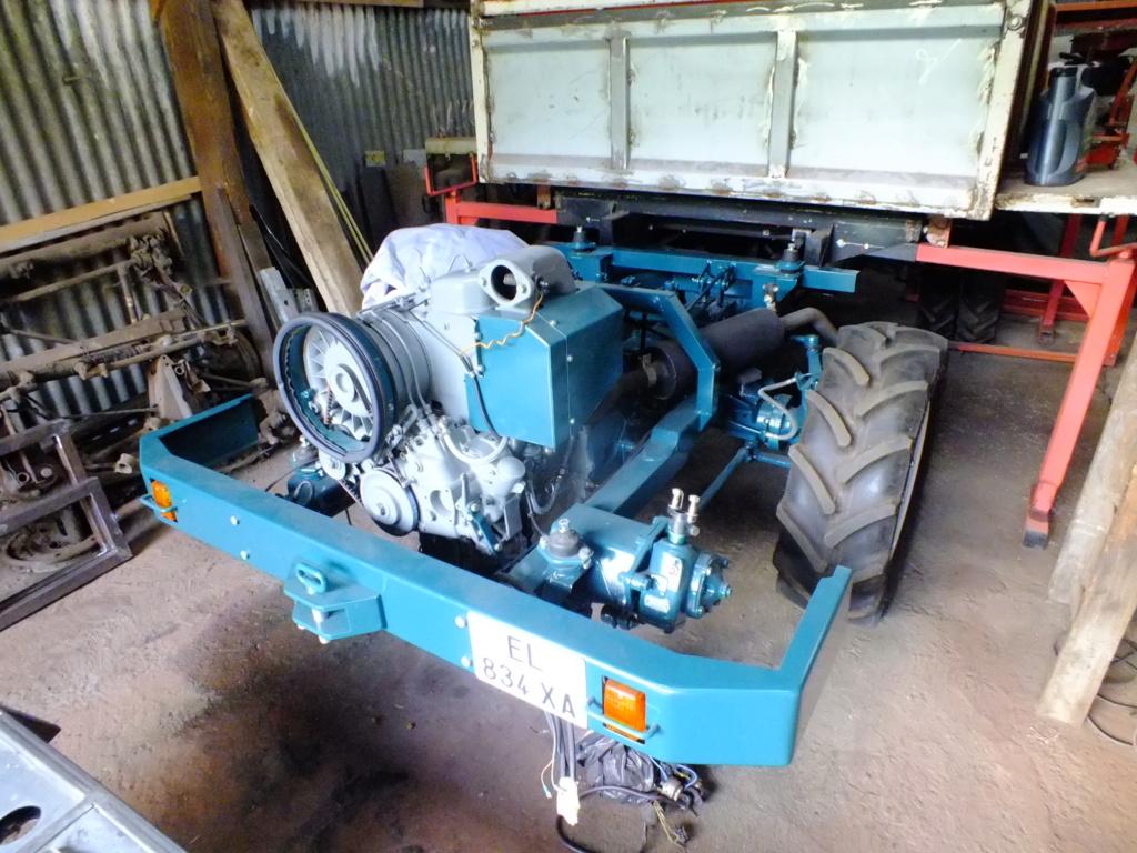 la Marque REFORM - Tracteur routier et materiel agricole  Dscf1917