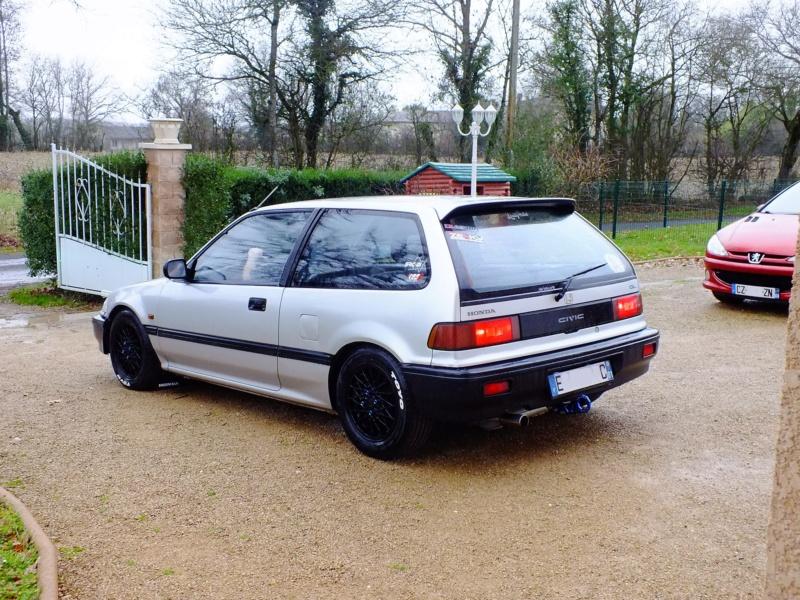 Une Honda CIVIC EC9  de 1991 Dscf2215