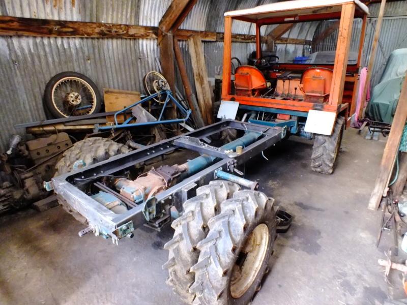 la Marque REFORM - Tracteur routier et materiel agricole  Dscf2611