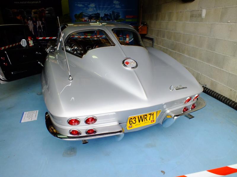 Chevrolet Corvette 1963 : le rêve du collectionneur Dscf3020