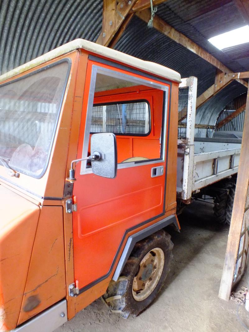 la Marque REFORM - Tracteur routier et materiel agricole  Dscf3417