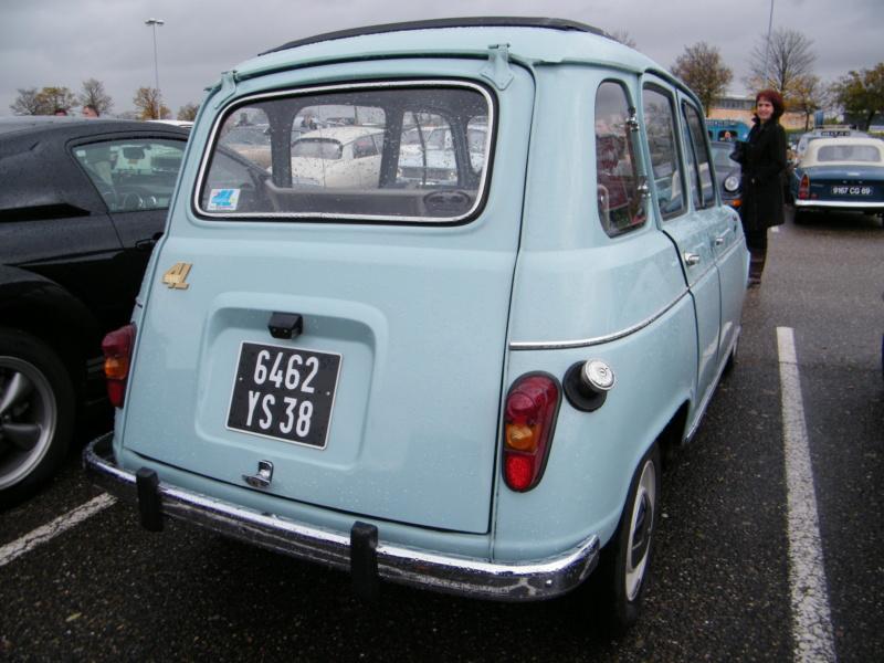 """La Renault R4 dit aussi """""""" Quatrelle """""""" Dscf3916"""