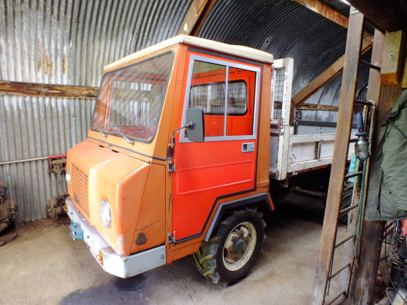 la Marque REFORM - Tracteur routier et materiel agricole  Dscf5415