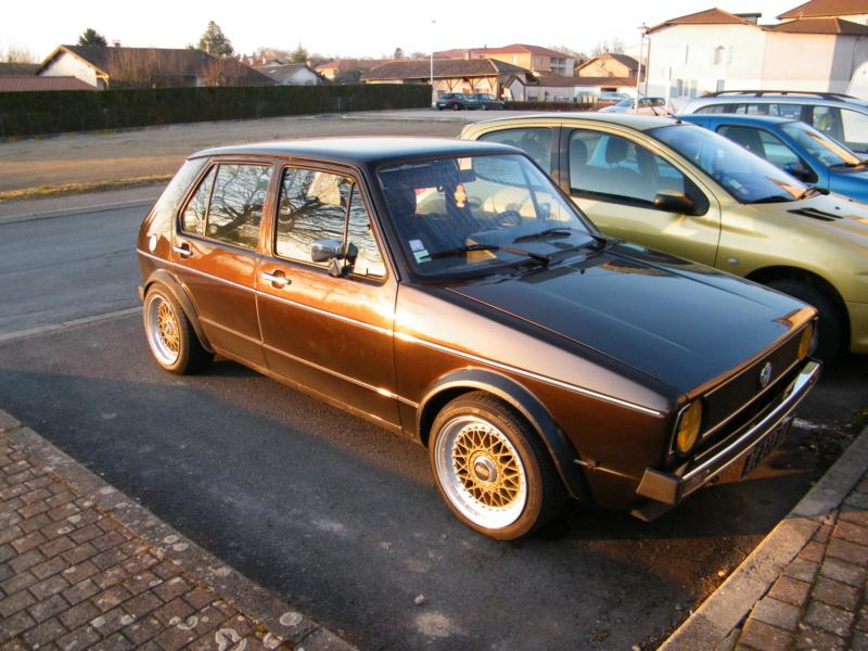 Volkswagen Golf : l'avenir de Volkswagen… depuis 45 ans! Dscf5917
