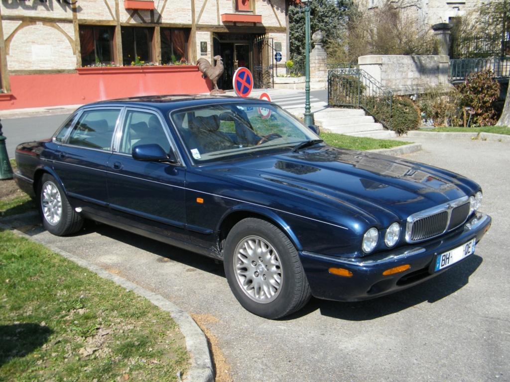 Jaguar : 50 ans de XJ Dscf6110