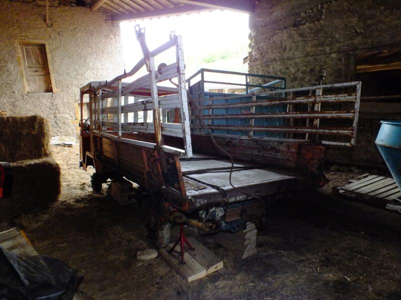 la Marque REFORM - Tracteur routier et materiel agricole  Dscf9910