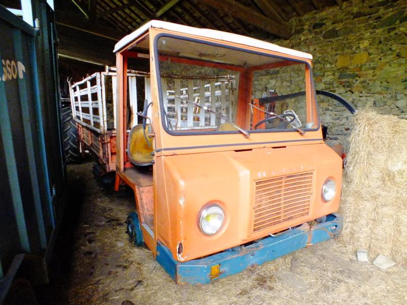 la Marque REFORM - Tracteur routier et materiel agricole  Dscf9911