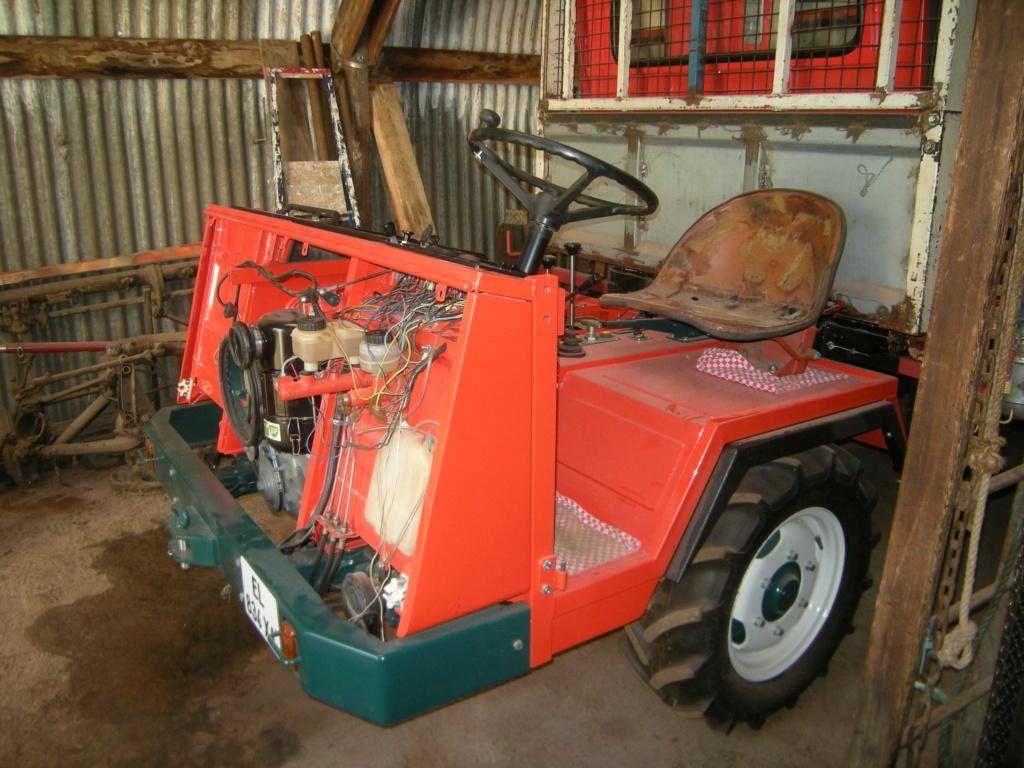 la Marque REFORM - Tracteur routier et materiel agricole  Dscn0122