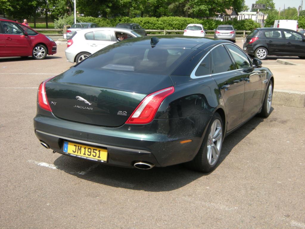 Jaguar : 50 ans de XJ Dscn5410