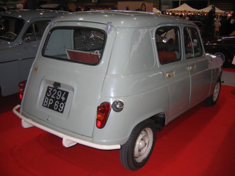 "La Renault R4 dit aussi """" Quatrelle """" Img_3810"