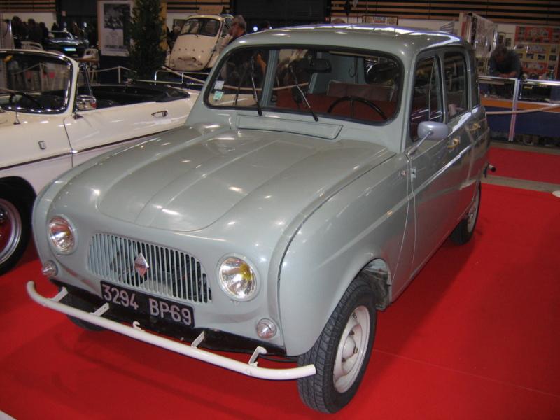 "La Renault R4 dit aussi """" Quatrelle """" Img_3811"