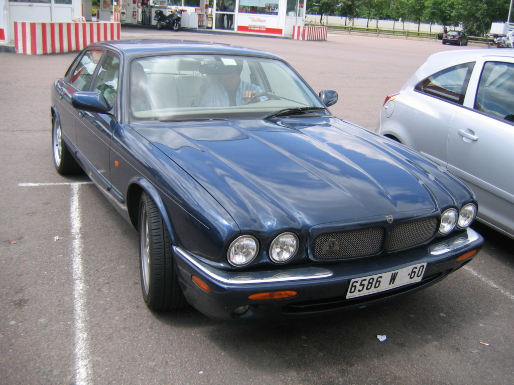 Jaguar : 50 ans de XJ Img_6810