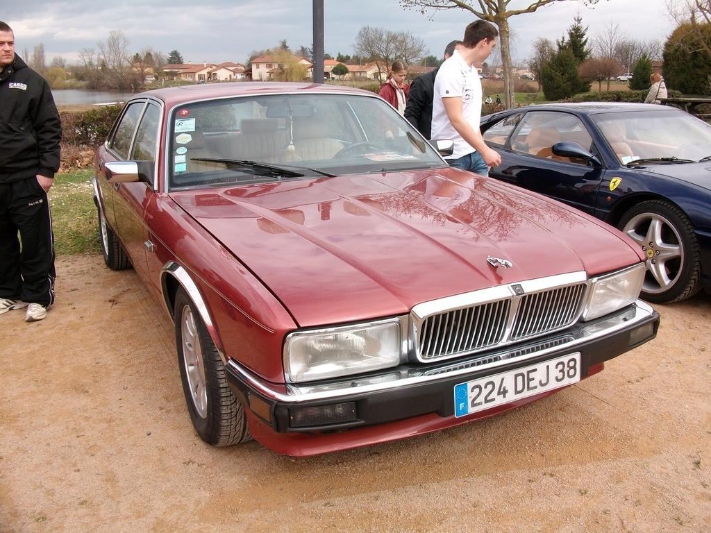 Jaguar : 50 ans de XJ Imgp6810