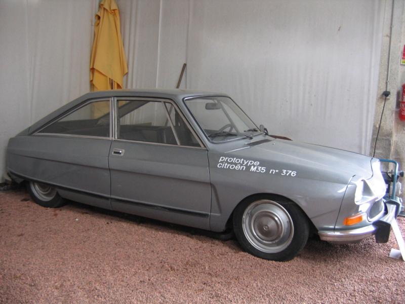 Citroën M35 et GS Birotor : il n'y a pas que Mazda qui a vendu du rotatif! N_37610