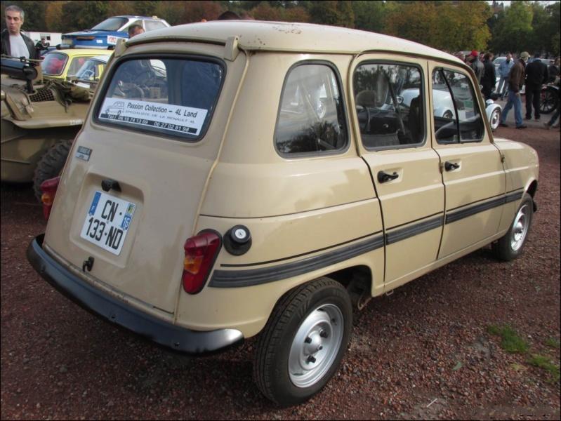 """La Renault R4 dit aussi """""""" Quatrelle """""""" Safari11"""