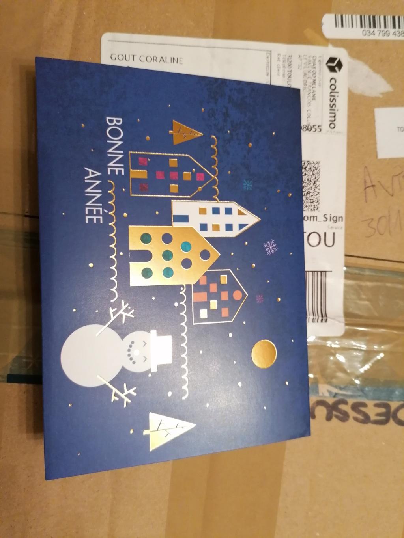 Père-Noël Surprise 2019 - Inscriptions closes - A vous de jouer  - Page 12 Img_2044
