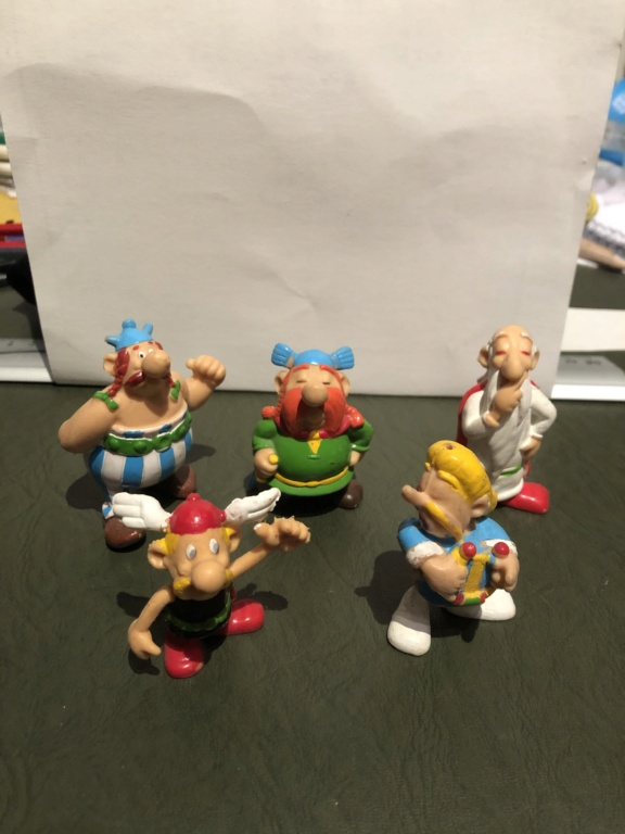 Ma collection de figurines Astérix et obelix  0b005f10