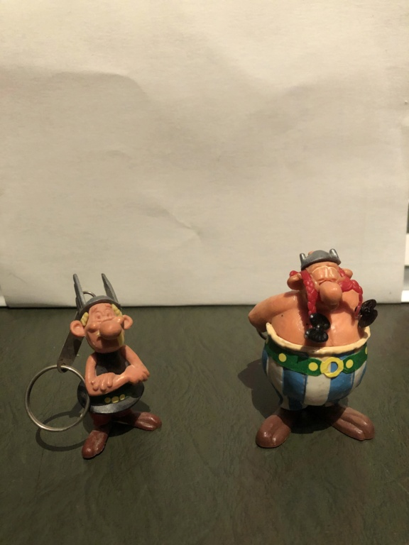 Ma collection de figurines Astérix et obelix  97905c10