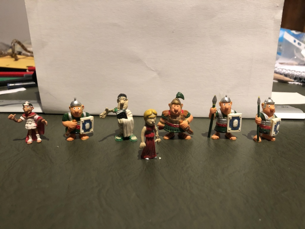Figurines Astérix  Ad9f5810