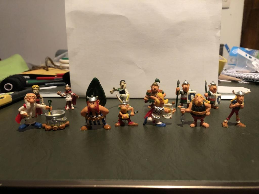 Figurines Astérix  C3554510
