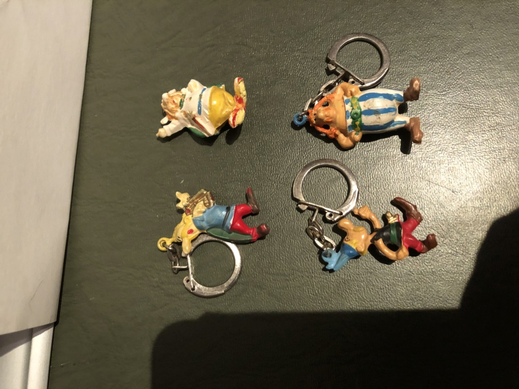 Ma collection de figurines Astérix et obelix  Cb755610