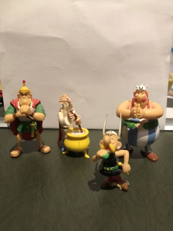 Ma collection de figurines Astérix et obelix  Ce388a10
