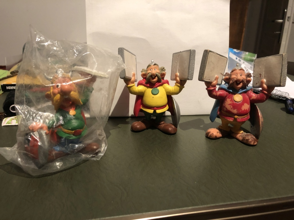 Ma collection de figurines Astérix et obelix  E53c9610