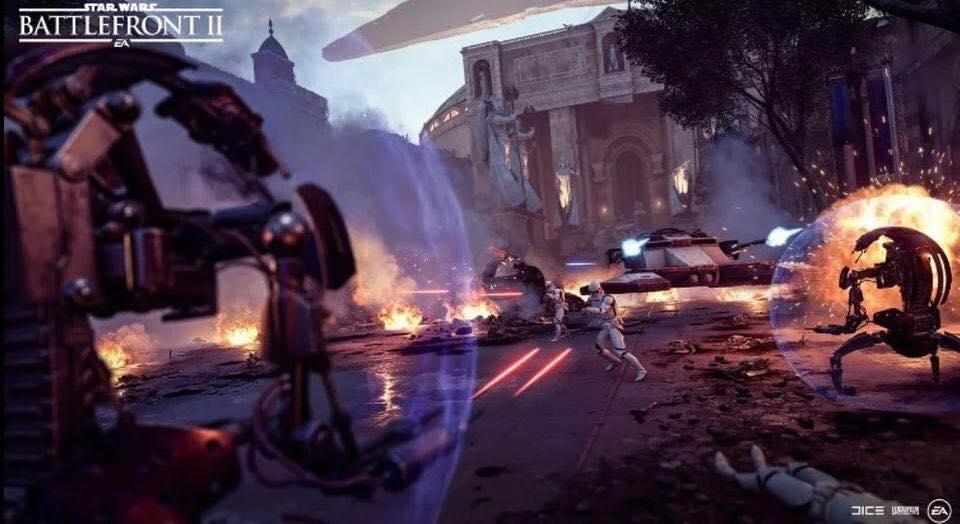 Forum Team FR Star Wars Battlefront 2 (PC)