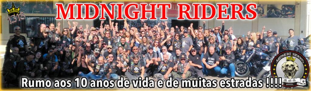 Grupo Midnight Riders: Oficial, Original e Único.