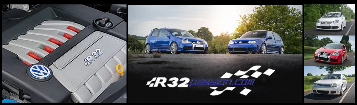 Forum des Passionnés de la Golf .:R32