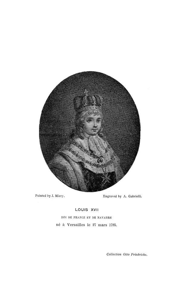Portraits et illustrations de Louis XVII, roi de France (1793-1795) - Page 2 016710