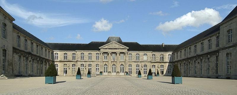 Château Stanislas à Commercy 111