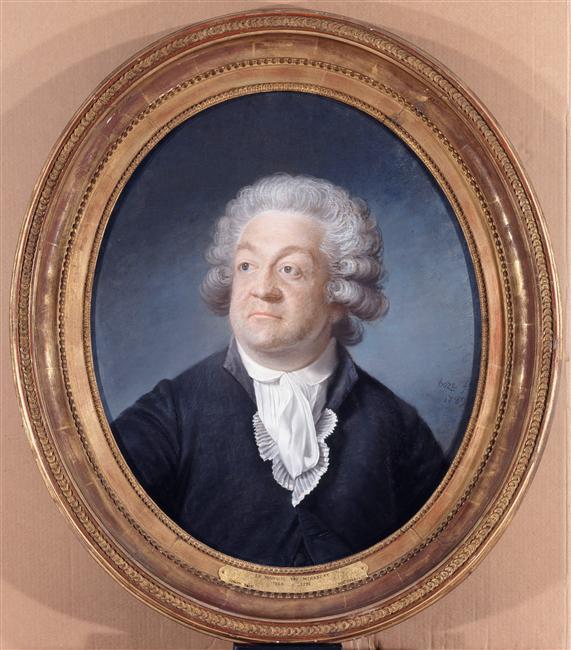Le peintre Joseph Boze 16047210