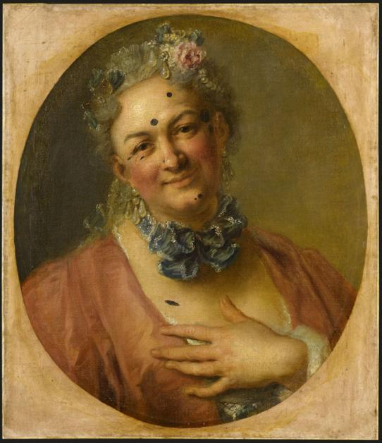 Soins de beauté, maquillage, et mouches au XVIIIe siècle - Page 5 1745-a10