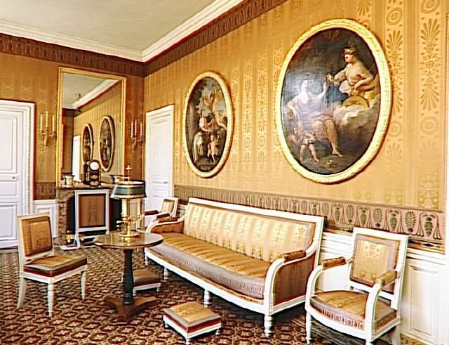 le grand Trianon - Le Grand Trianon: le Cabinet du Levant 17831610