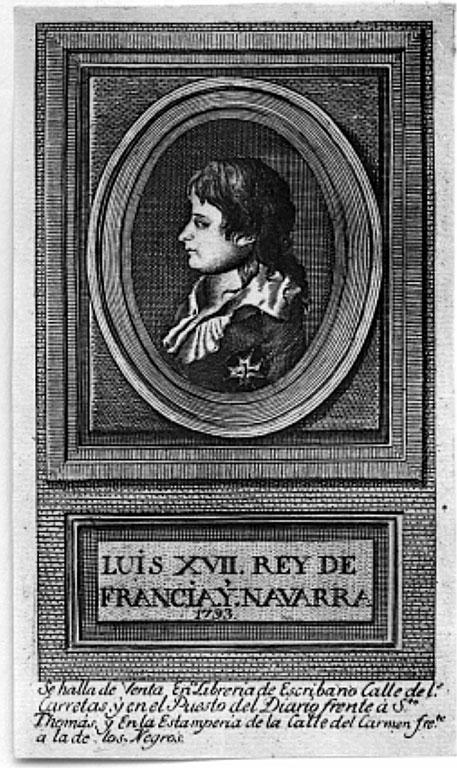 Portraits et illustrations de Louis XVII, roi de France (1793-1795) - Page 2 1laur110