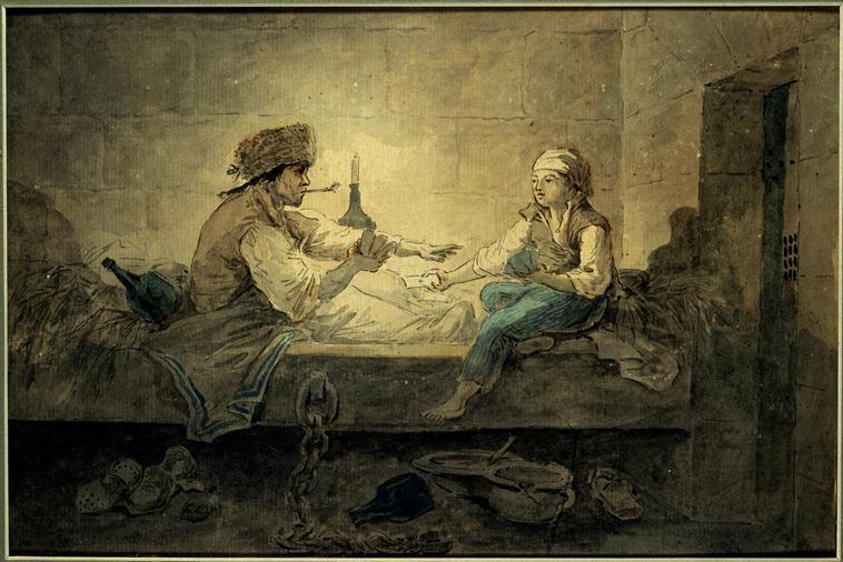 Hubert Robert et la Révolution, Musée de Valence 25654110