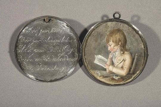 Les portraits de Louis XVII, prisonnier au Temple - Page 4 32939110