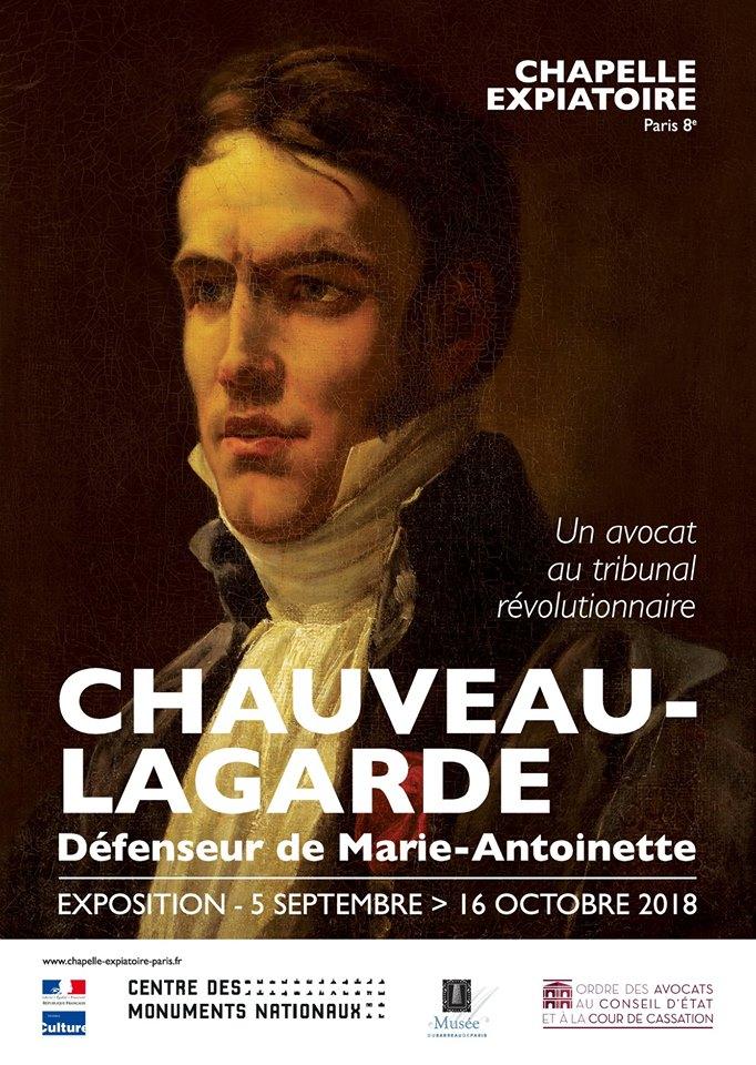 Exposition Chauveau-Lagarde à la chapelle expiatoire 38186310