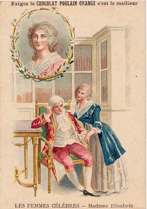 Madame Élisabeth, sœur  de Louis XVI - Page 7 3a221010