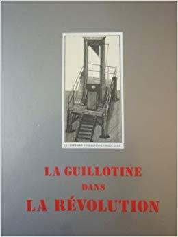 Bibliographie sur la guillotine 41p9o610