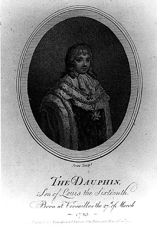 Portraits et illustrations de Louis XVII, roi de France (1793-1795) - Page 2 434410