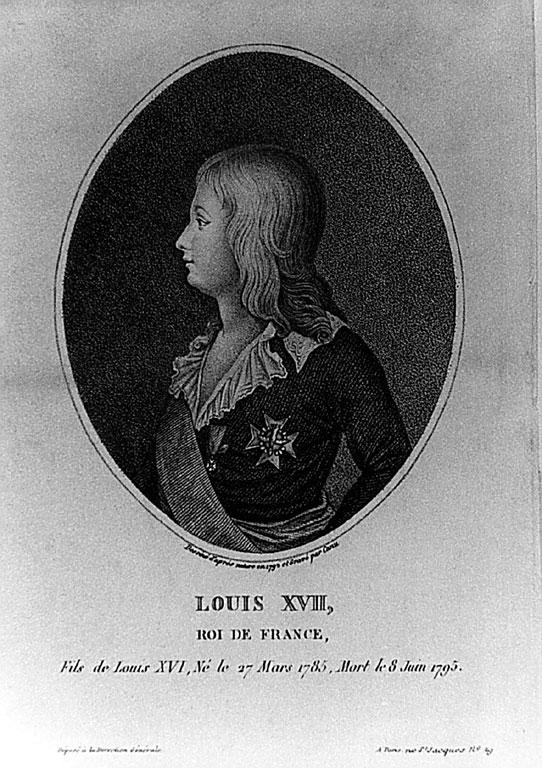 Portraits et illustrations de Louis XVII, roi de France (1793-1795) - Page 2 442510